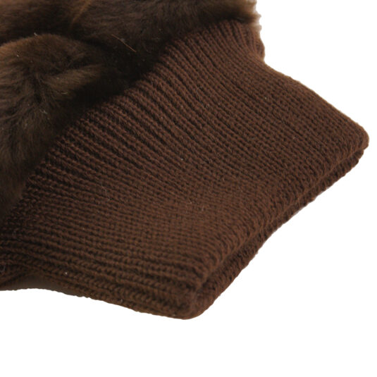 poetshandschoen met elastiek