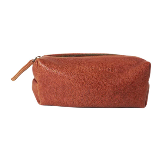 Jersey pouch - Tobacco brown 21479